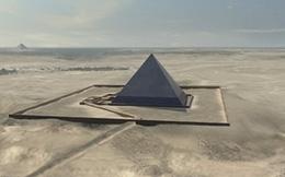 Ai Cập có kim tự tháp bị nổ cách đây 12.000 năm, còn cao hơn cả Giza!