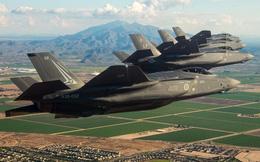 Vừa đi vào phục vụ, F-35A của Không quân Mỹ đã bị cháy