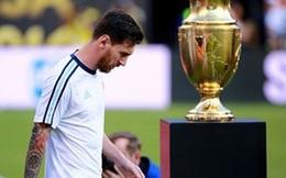 Hàng loạt nhân vật quyền lực quyết giữ Messi lại với Argentina