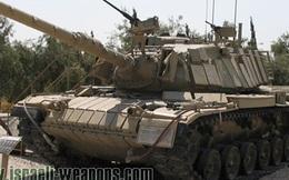 Nga trả xe tăng Magach bị Syria bắt sống cho Israel