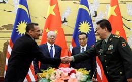Malaysia ký hiệp định mua tàu chiến Trung Quốc