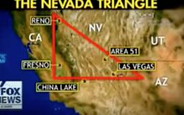 """Loạt bí ẩn cực kỳ khó hiểu tại """"Tam giác quỷ"""" ở sa mạc Mỹ"""