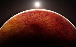 Siêu sóng thần từng càn quét bề mặt sao Hỏa