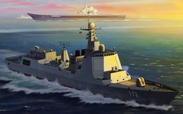 """""""Con ngáo ộp"""" thường xuyên được Hải quân Trung Quốc mang ra đe dọa láng giềng"""