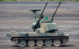 Khám phá sức mạnh pháo phòng không tự hành hàng đầu thế giới của Nhật Bản