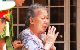 Cụ bà 73 tuổi bật khóc nức nở khi bị tuyên án tử hình