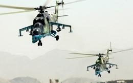 Nga đánh IS tranh thủ quảng cáo bán trực thăng