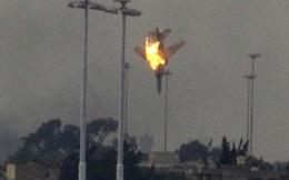 """MiG-23 Syria """"rụng như sung"""" trước lưới lửa yếu kém của IS"""