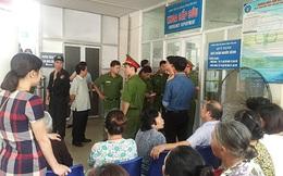 HN: Viện trưởng VKSND huyện bị đâm trọng thương khi đang làm việc