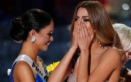 Cuộc chiến nảy lửa giữa Tân Hoa hậu Hoàn vũ và Hoa hậu Colombia