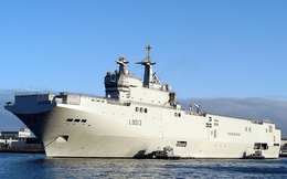 Mua từ Pháp, nhưng Ai Cập lại muốn Nga hoàn thiện tàu Mistral