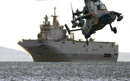 Thực hư tin Ai Cập bán lại tàu Mistral cho Nga với giá... 1 USD