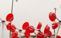"""Bày cách """"chế"""" điện bằng chậu nhựa cực kỳ đơn giản cho người có thu nhập thấp"""