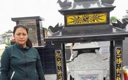 Nhờ Mạnh Thường Quân, mộ cựu tuyển thủ Nguyễn Thị Hiền được tu sửa