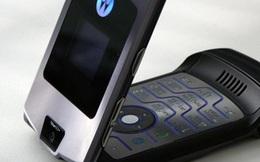 Motorola sẽ quay lại thời điện thoại nắp gập?