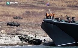 Sức mạnh quân sự Nga khiến người Nhật hết hy vọng giành lại Kuril