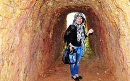 """Cận cảnh """"hầm rượu"""" xuyên núi của Bí thư Huyện ủy ở Quảng Nam"""