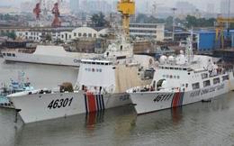 Mỹ phơi bay mưu đồ đóng tàu hải cảnh của Trung Quốc