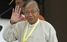 Myanmar vỡ òa trong hạnh phúc khi có tổng thống mới