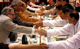 Chính phủ Myanmar và 8 nhóm vũ trang nhất trí ngăn xung đột