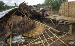Hàng trăm gia đìnhMyanmar bị cảnh sát đẩy ra khỏi nhà