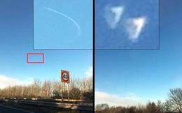 Truy tìm vết tích 2 tam giác bay khổng lồ trên bầu trời Anh