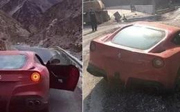 Cái kết cho đại gia lái Ferrari dẫn đoàn siêu xe đi khám phá cung đường nguy hiểm nhất Trung Quốc