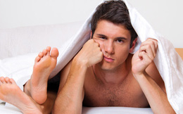 """Kiểm tra phong độ sex của đàn ông: Chúc mừng nếu bạn không """"dính"""" dấu hiệu nào!"""