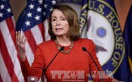 Bà Nancy Pelosy được bầu lại làm thủ lĩnh phe thiểu số Hạ viện Mỹ
