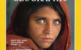 Điều gì xảy ra với cô gái nổi tiếng thế giới vì cặp mắt đầy ám ảnh