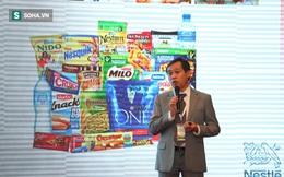 8.000 chuyên gia Nestle thực hiện 100.000.000 cuộc thử nghiệm mỗi năm: Một bài học về thực phẩm sạch cho doanh nghiệp Việt