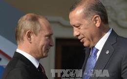 Cuộc chơi mới của ông Erdogan và Putin