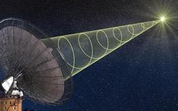 Bất ngờ thu được tín hiệu lạ ngoài hành tinh xa dải Ngân Hà