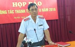 """Vụ cho Formosa thuê đất 70 năm, Phó Tổng Thanh tra CP: """"Không thể không có trách nhiệm"""""""