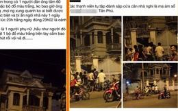 Sự thật câu chuyện hàng trăm người vây quanh căn nhà nghi ma ám ở TP.HCM