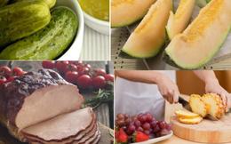 Người bị viêm bàng quang nên kiêng ăn những thực phẩm nào?