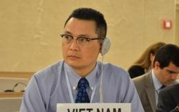 VN tiếc về phản ứng của người phát ngôn Cao ủy Nhân quyền LHQ
