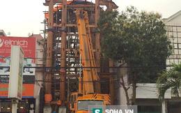 Lý giải hành động CSGT chặn đường cho đại gia xây nhà gỗ 20 tỷ