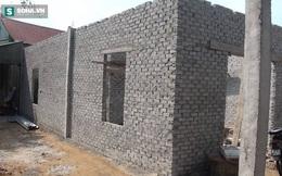 Nghệ An: Biết sắp được di dời, hàng loạt hộ dân cấp tốc xây, sửa nhà để chờ đền bù