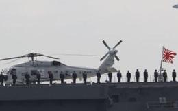 Việt Nam, Nhật Bản diễn tập hải quân tại căn cứ ven Biển Đông