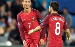 """Chỉ một câu nói, Ronaldo làm cả đội BĐN """"lên thần"""""""