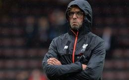 """Jurgen Klopp hết """"chiêu trò"""", Liverpool hiện nguyên hình"""