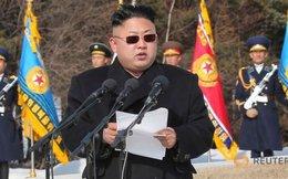 Hàn Quốc phát nhạc buồn thảm qua biên giới đúng ngày sinh nhật ông Kim Jong-un