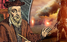 """Bậc thầy Nostradamus tiên tri những sự kiện """"dậy sóng"""" năm 2017"""