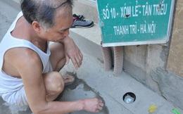 Nhà 6 người ở Hà Nội sốc khi nhận hóa đơn tiền nước hơn 19 triệu/tháng