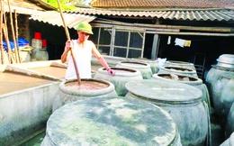 Công bố nước mắm nhiễm arsen: Các DN có thể khởi kiện