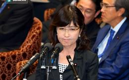 Bộ trưởng quốc phòng Nhật khóc khi trả lời chất vấn ở Quốc hội