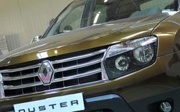 Hãng Renault tiếp tục xuất khẩu ôtô giá rẻ từ Nga sang Việt Nam