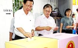 Bến Tre: Phó chủ tịch HĐND tỉnh không trúng cử đại biểu HĐND tỉnh