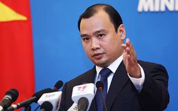 Việt Nam phản đối mạnh mẽ Trung Quốc tập trận ở Hoàng Sa